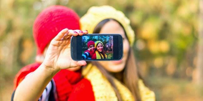 Awas, Kebanyakan Selfie Bisa Picu Sakit Jiwa