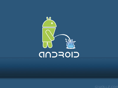 piss on apple  android wallpapers