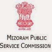 Mizoram PSC Recruitment 2015