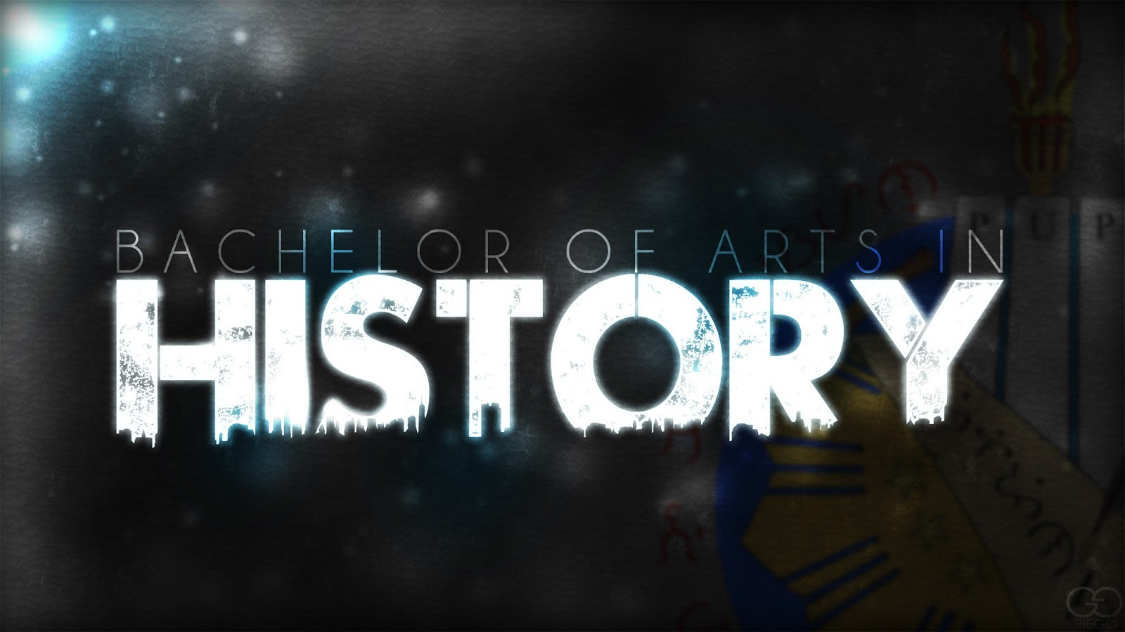 Heres A BA History Wallpaper With Our Logo For Everyone
