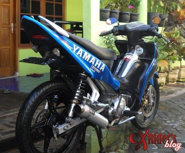400+ Gambar Modifikasi Motor Yamaha Jupiter Z
