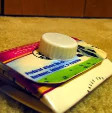 Cara Membuat Dompet dari Tempat Karton Susu Bekas   Cara ...