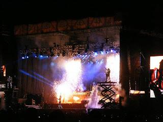 Kiss Maquinaria Festival Chile 2012