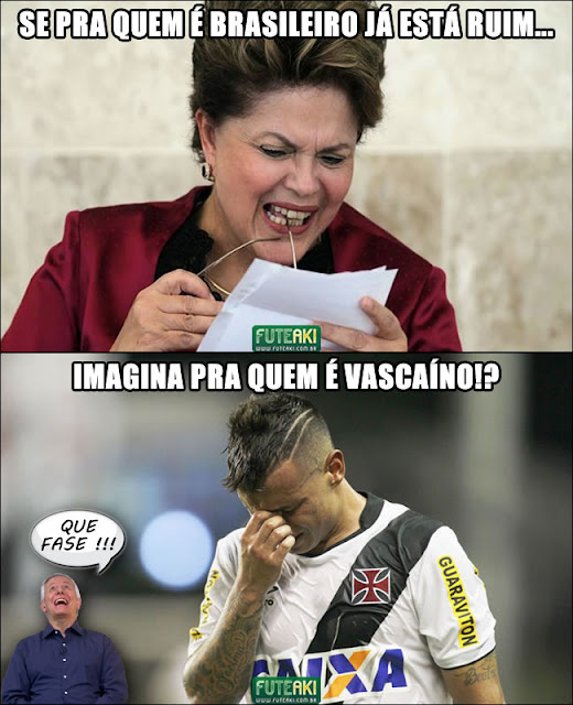 Milto Leite: Se Já Ta Ruim Pro Brasileiro, Imagina Pro Vascaíno