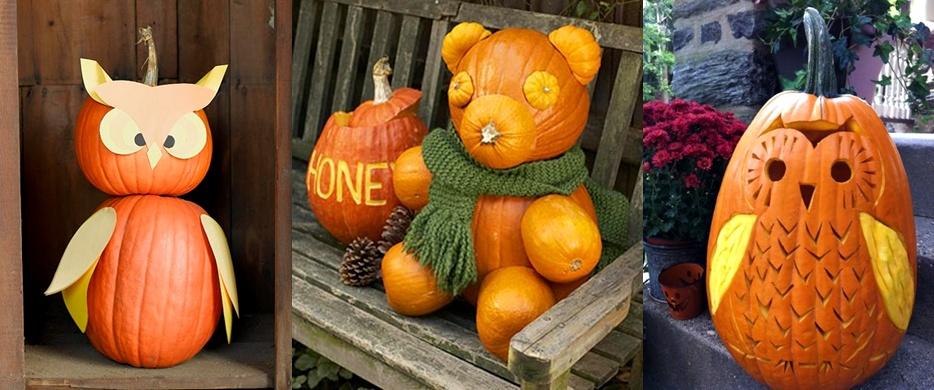 Pop culture and fashion magic halloween pumpkins carving for Fairytale pumpkin carving ideas