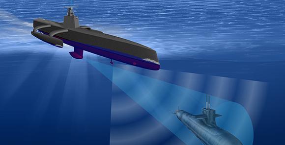 DARPA – Robô Caçador de Submarinos