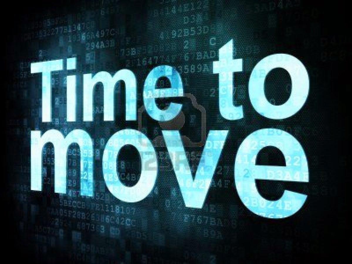 Move On, Tetap Semangat Teman !!