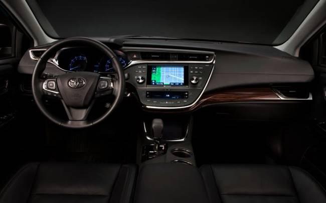 2017 Toyota Avalon Redesign