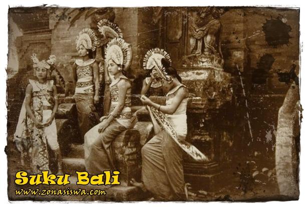 Kebudayaan Suku Bangsa Bali | www.zonasiswa.com
