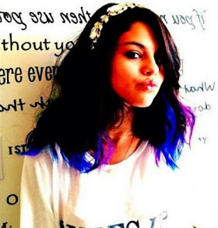 Selena Gomez took great resolutions for 2012!