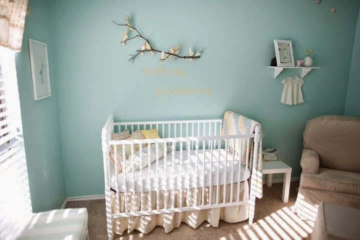 Wall Color Ideas For Nursery