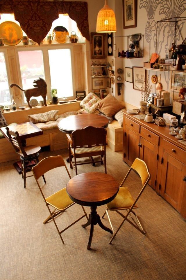 Koffiekafe for Tea room design quarter