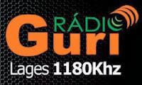 Rádio Guri AM da Cidade de Lajes ao vivo