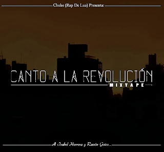 Choko Rap de Luz - Canto A La Revolución Mixtape