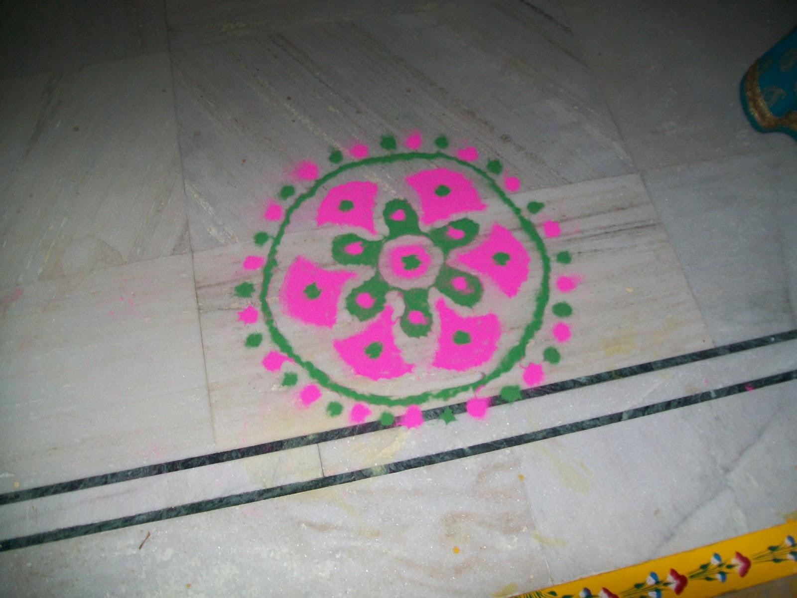 ALANKAAR: Indian alpana/rangoli designs