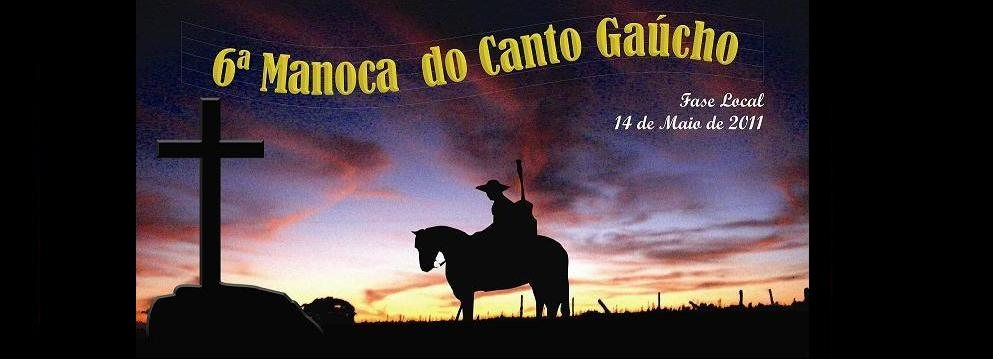 MANOCA DO CANTO GAUCHO DE SANTA CRUZ DO SUL