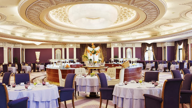 Passion for luxury the ritz carlton riyadh saudi arabia for Interior design companies in riyadh
