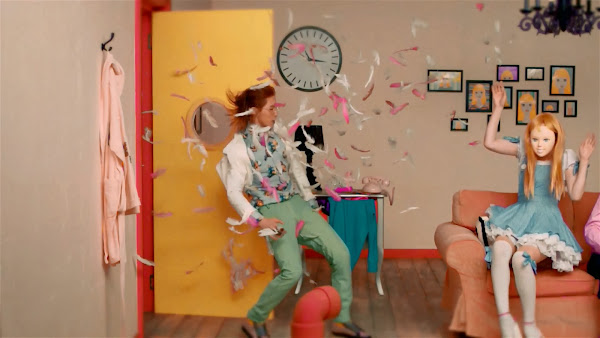 B1A4 CNU What's Going On