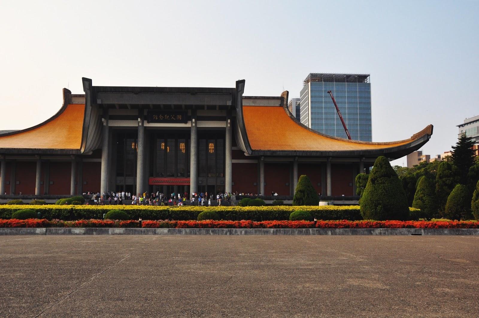 taiwan travel experience taipei must see