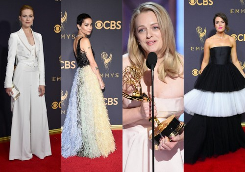 Kırmızı Halı: Emmy Awards 2017