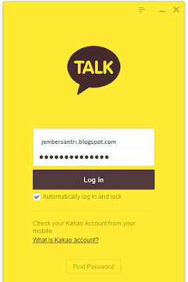 KakaoTalk 2.0.8.990 For Pc-screenshot-1