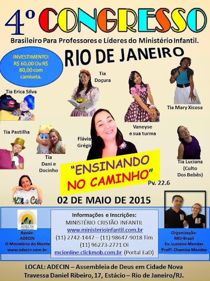 CONGRESSO BRASILEIRO MCI/BRASIL.