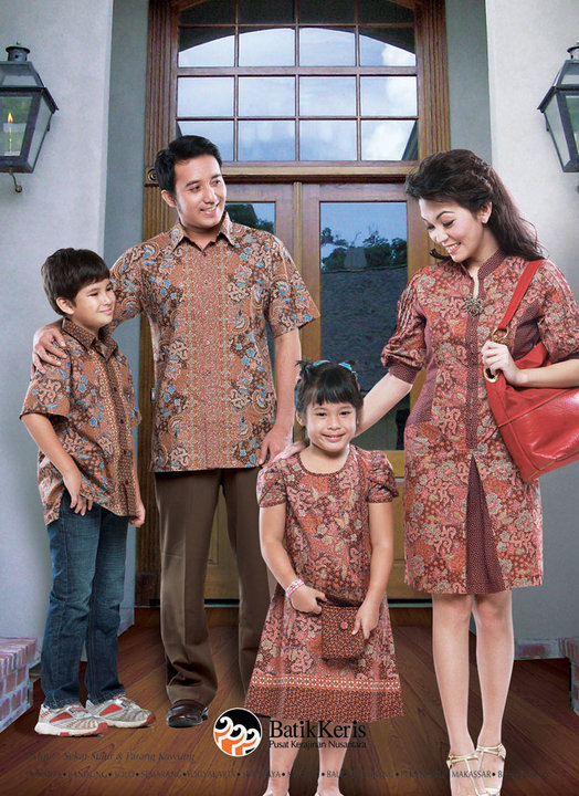 Mode adalah Fashion : Batik Day Worldwide Falls Every 2 October