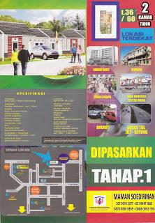 Spesifikasi Perumahan Curug Tangerang - Mutiara Cukanggalih Rumah Murah Bersubsidi
