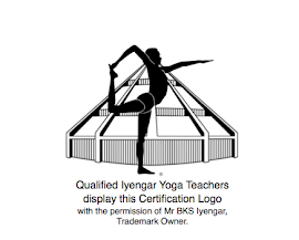 Certified Iyengar Yoga Teachers