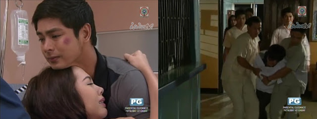 Walang Hanggan October 6 2012 Katerina Has A Miscarriage Nathan In Mental Hospital