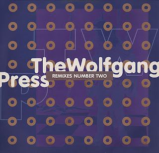 The Wolfgang Press / Remixes Number Two