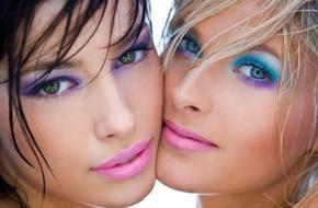 أخطاء رئيسية وشائعة فى استخدام الماكياج - bad makeup