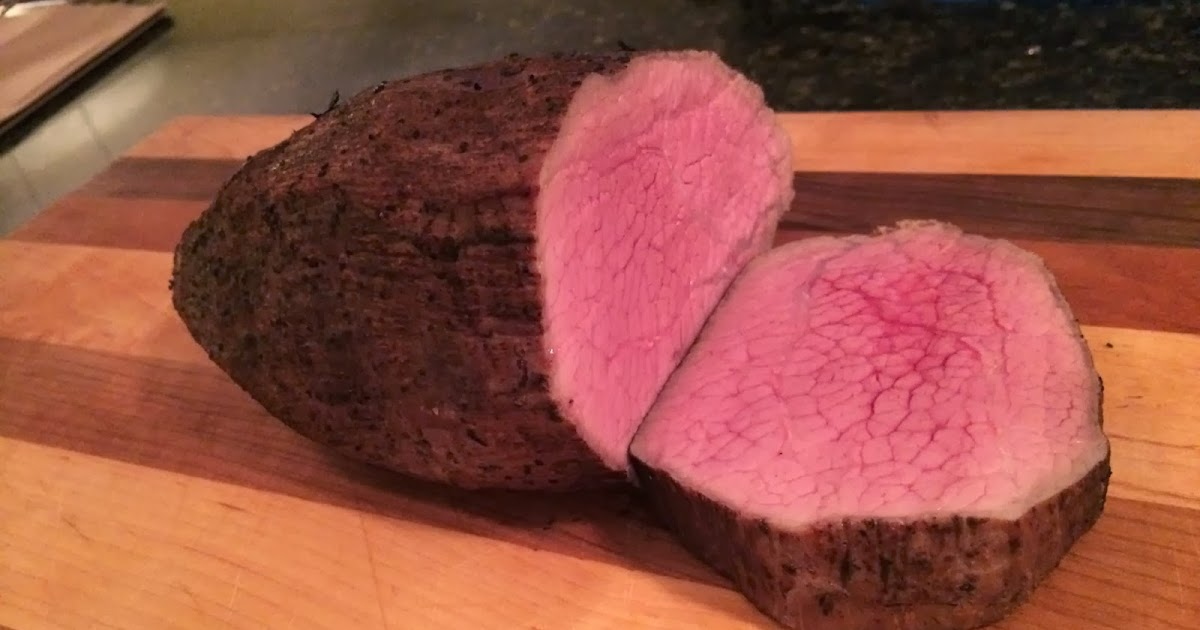 Battle Drills: Beef Eye of Round Sous Vide