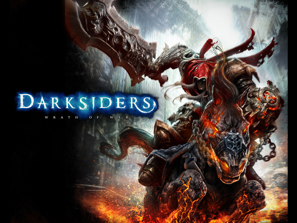 Darksiders XBOX360-PLAY3-PC