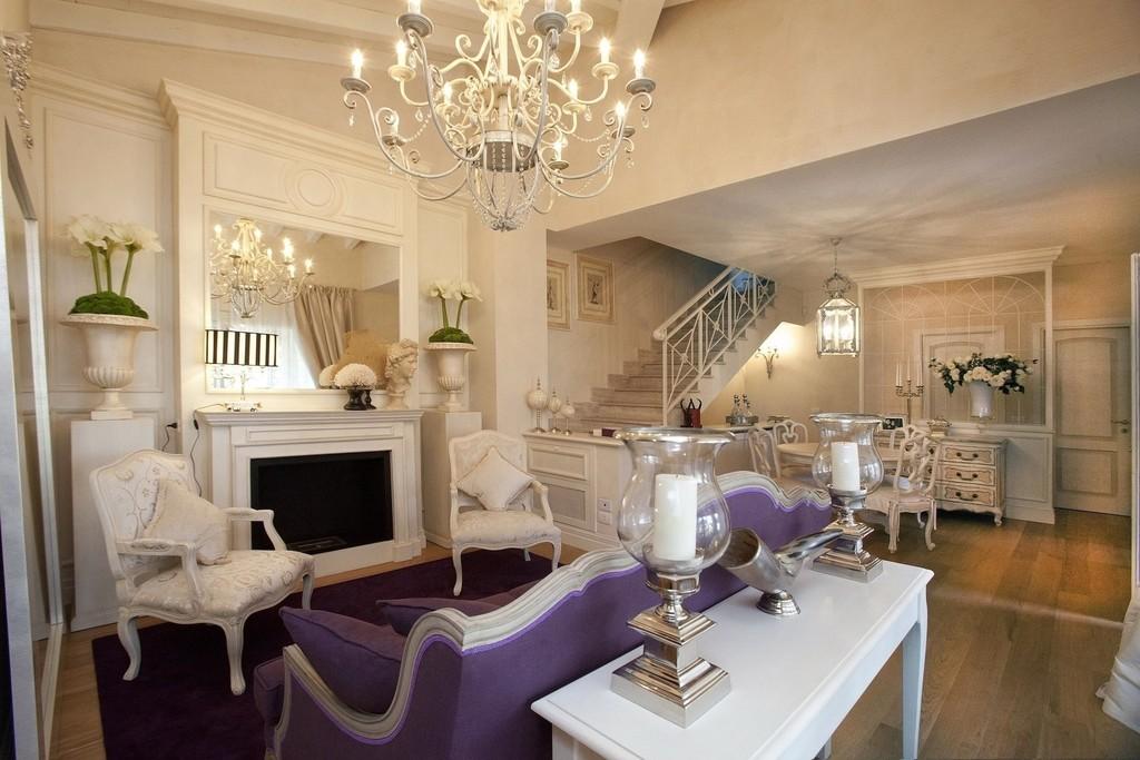 Colori e accessori per arredare il soggiorno - Glamourday ...