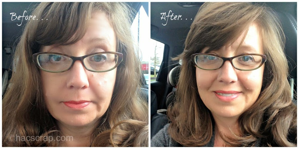 How-To Find the Right Hair Stylist : Hair Cut Before and After