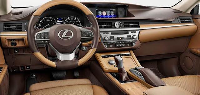 2016 Lexus ES 300h Price