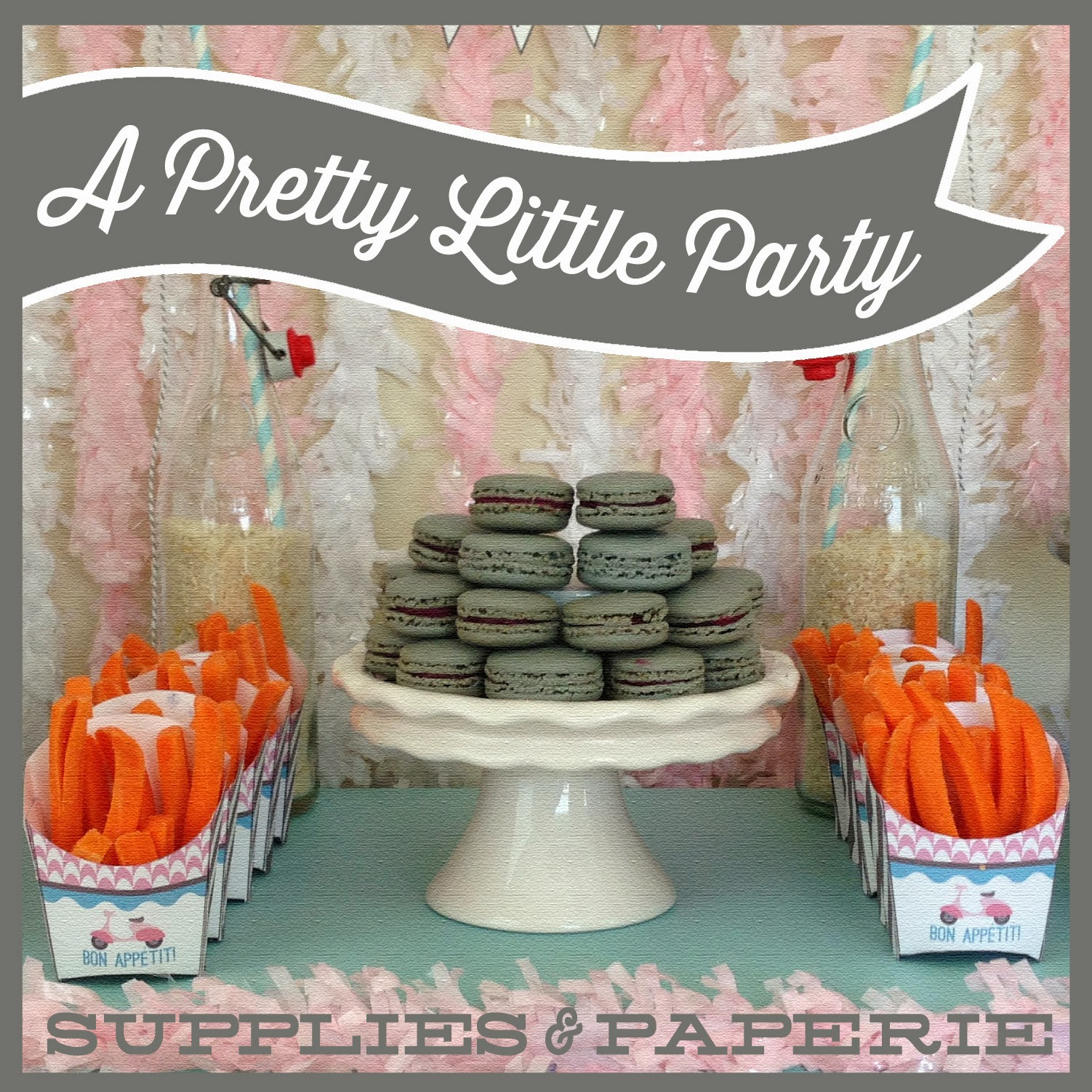 A Pretty Little Party