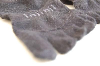 インジンジを1回洗濯しただけで傷んでしまった