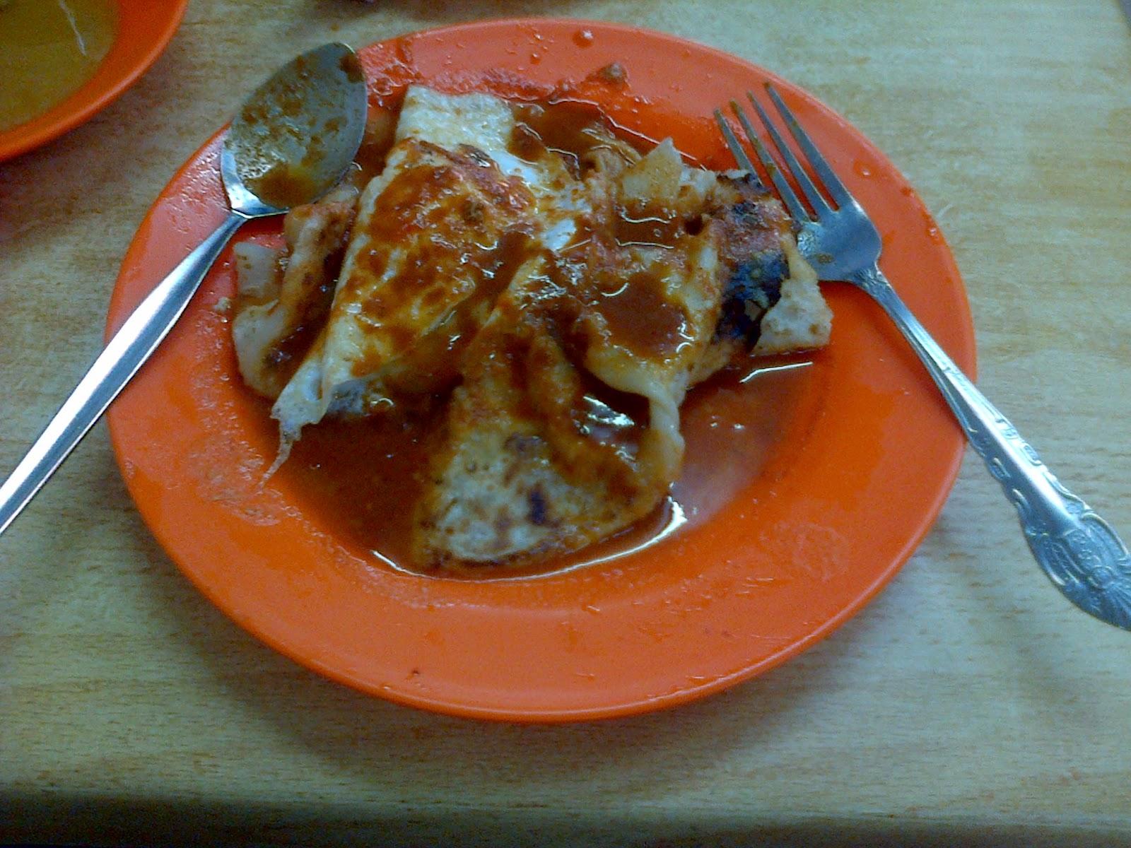 Roti canai, Penang, Argyll Road, Terbaik