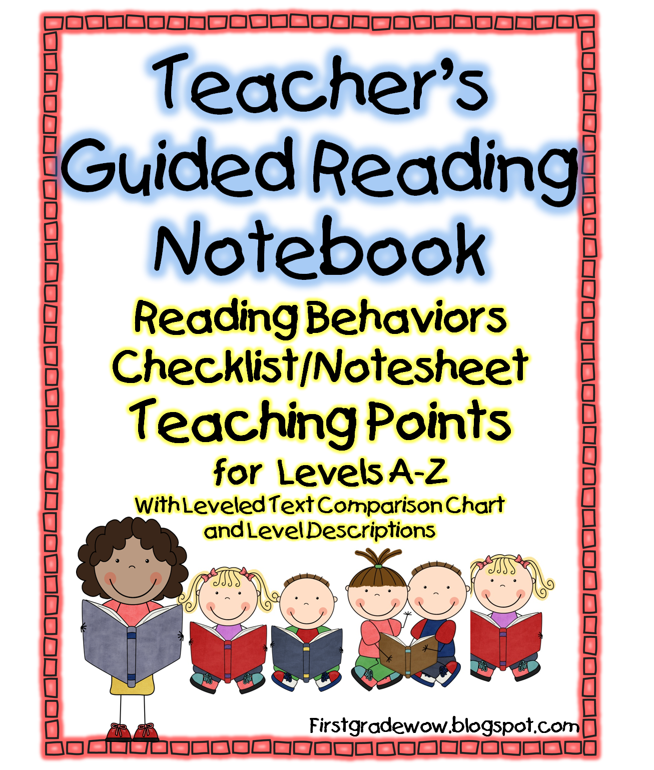 Worksheet First Grade Level Reading first grade wow guided reading teachers notebook levels a z z