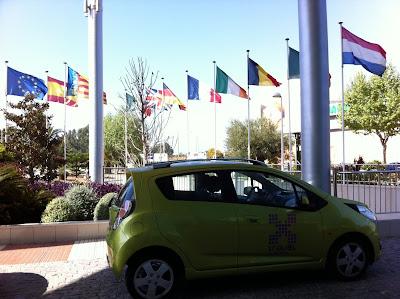 Más de 2.000 estudiantes portugueses visitan con xtravel Calpe en la Costa Blanca