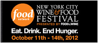 New York City Wine &amp; Food Festival 2012