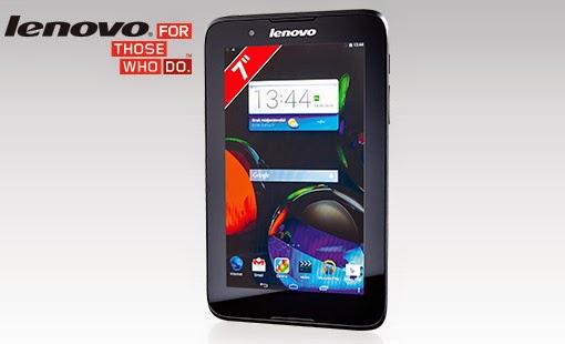 "Tablet Lenovo 7"" 3G A H z Biedronki"