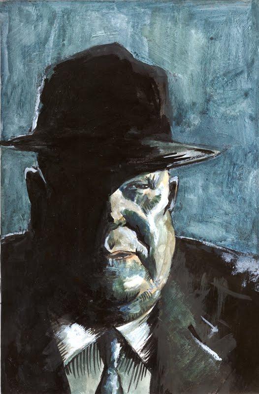 Detective Bolander