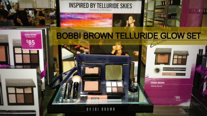 Bobbi Brown Telluride Glow Makeup Collection - Nordstrom Exclusive - Photos Swatches