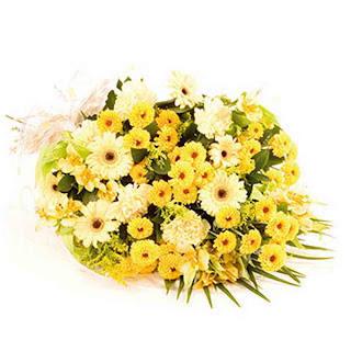סידור פרחים מאתר פרחי עופר