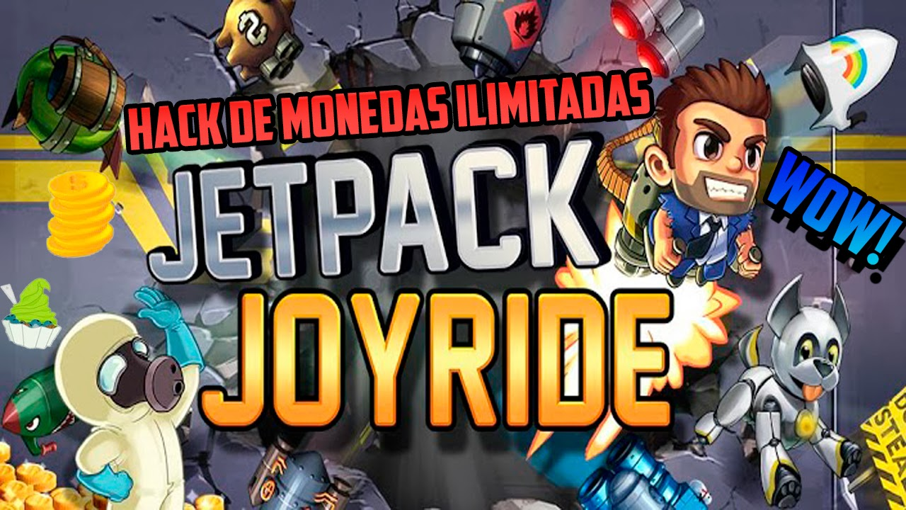 Jetpack Joyride 1.5.1 Hacked For Android
