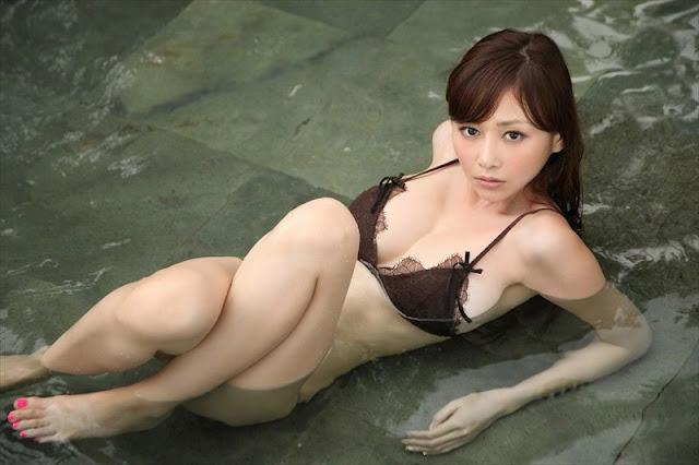 Japanese Model Anri Sugihara