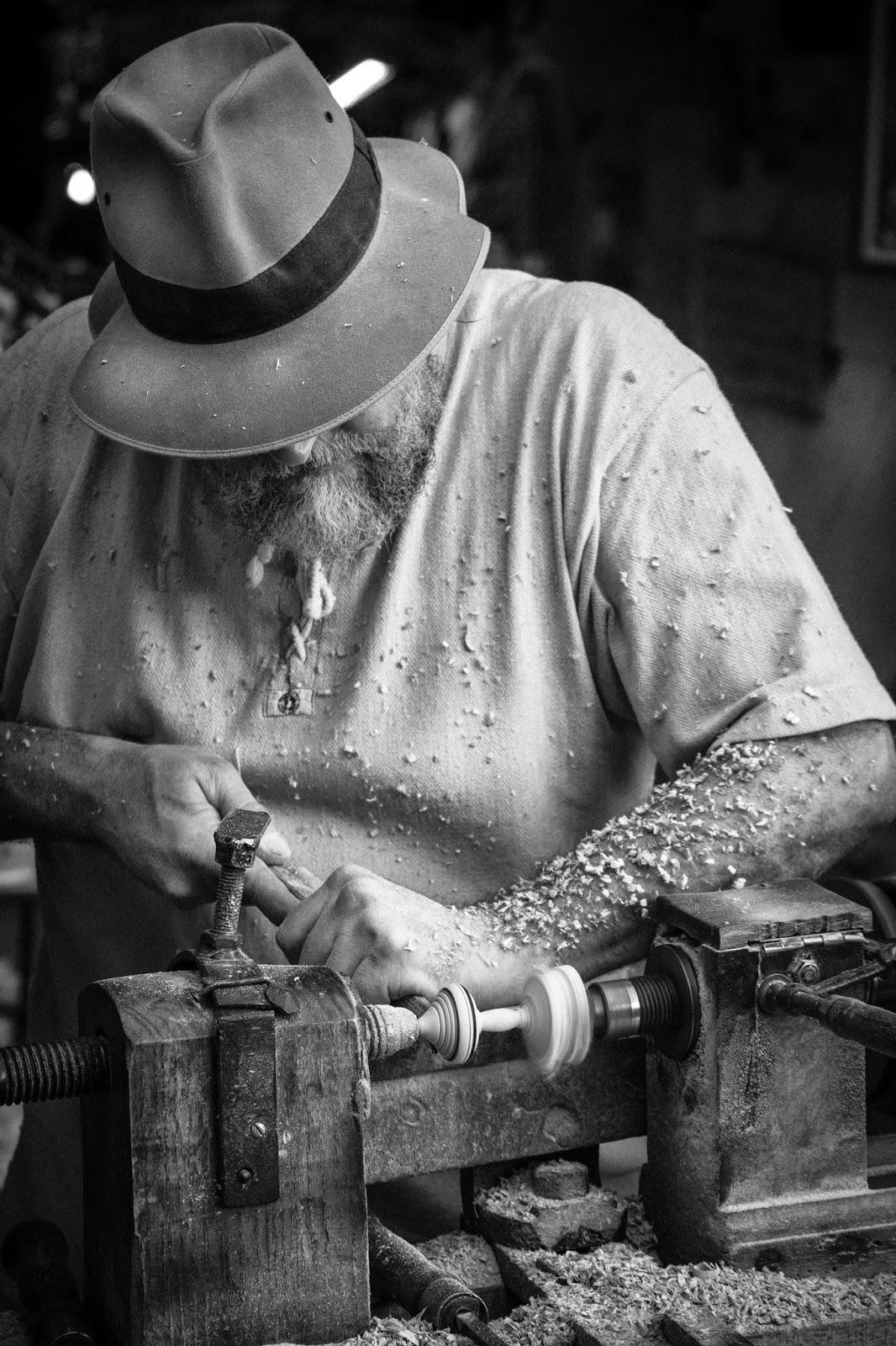 Whirlgig craftsman, av Thomas Zumbiehl